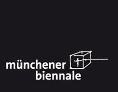 Logo Münchener Biennale